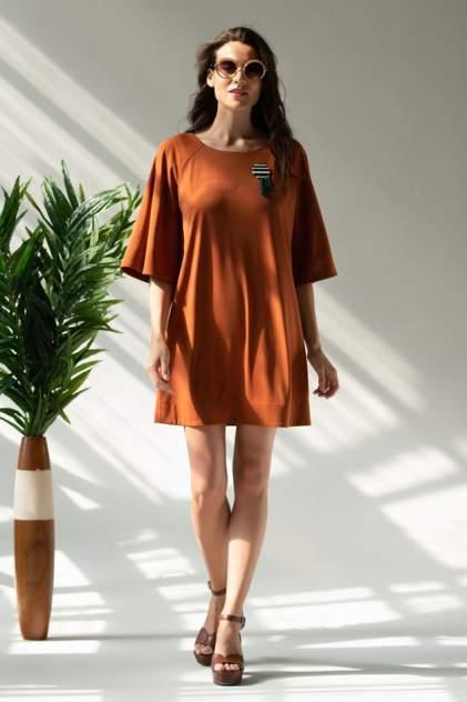 Платье женское Laete 60422-3 красное XL