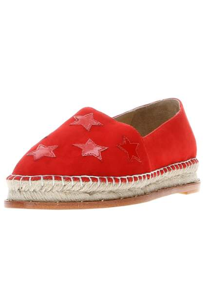 Эспадрильи женские Grand Style BZA536-605-5 37 RU красные