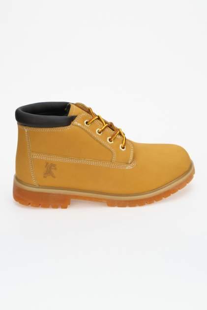 Мужские ботинки Ascot FR 2121 001M, оранжевый