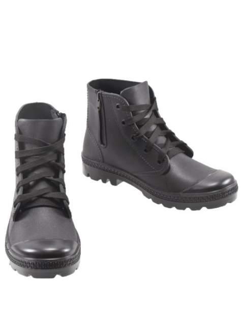 Резиновые ботинки женские Jerado 802-1 черные 37 RU