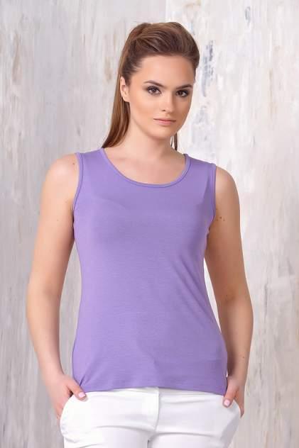 Майка женская VAY 3065 фиолетовая 50 RU