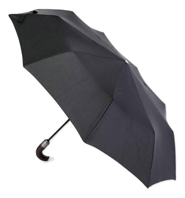 Зонт складной мужской автоматический ZEST 13940 черный
