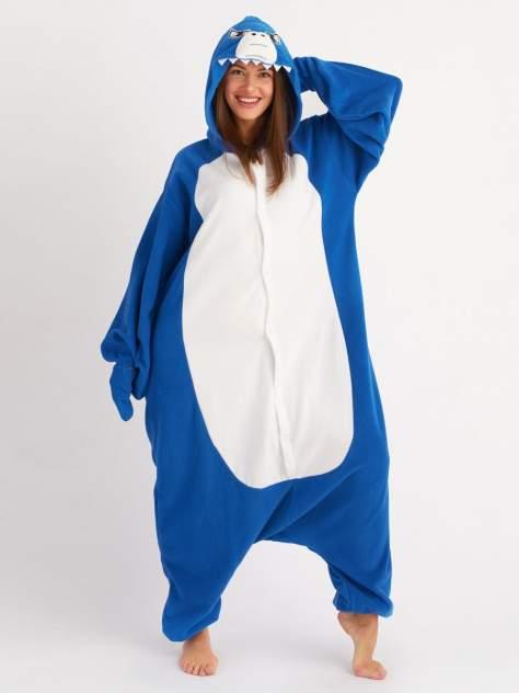 Кигуруми BearWear Акула, синий
