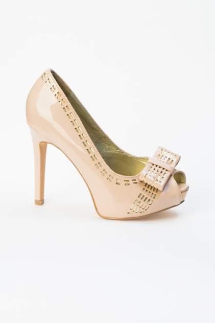 Туфли женские Betsy 979026 бежевые 38 RU