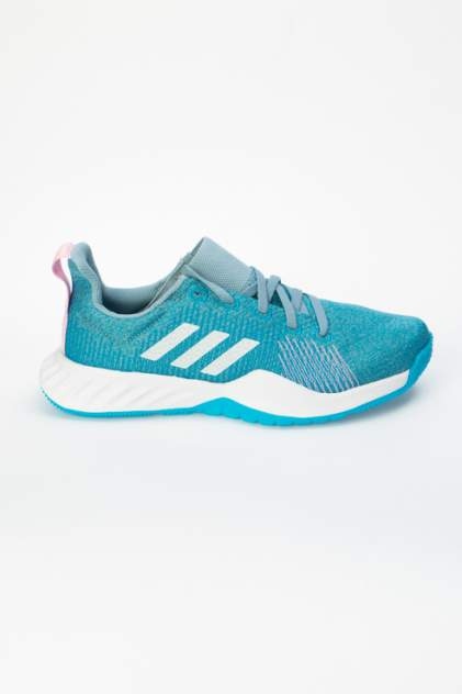 Кроссовки женские Adidas Solar LT, голубой