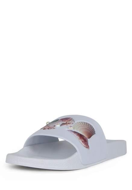 Шлепанцы женские T.Taccardi 14706020 белые 36 RU