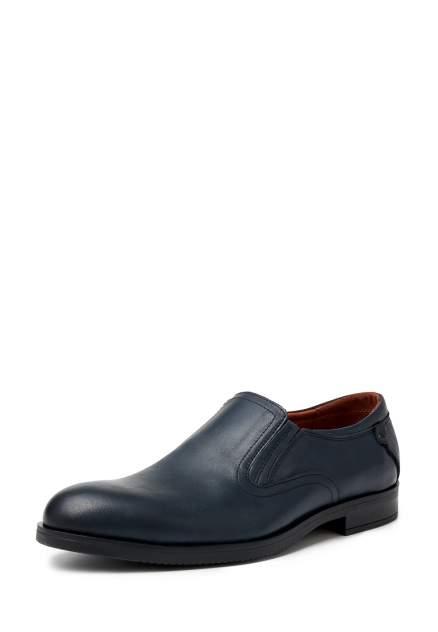 Туфли мужские Alessio Nesca M2118003 синие 42 RU