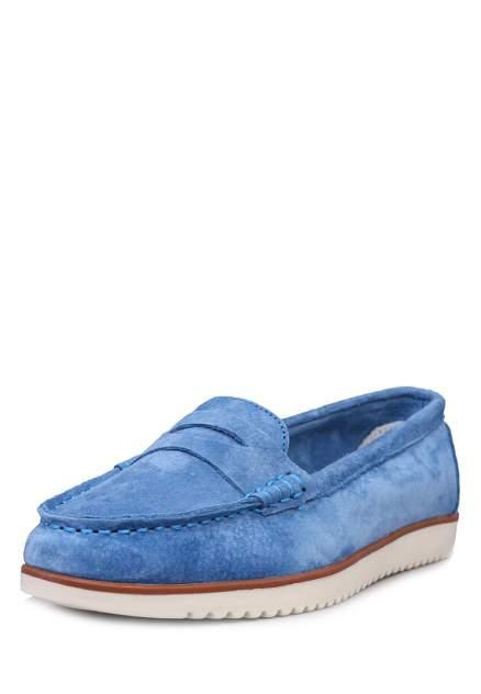 Мокасины женские Alessio Nesca 14806170, синий