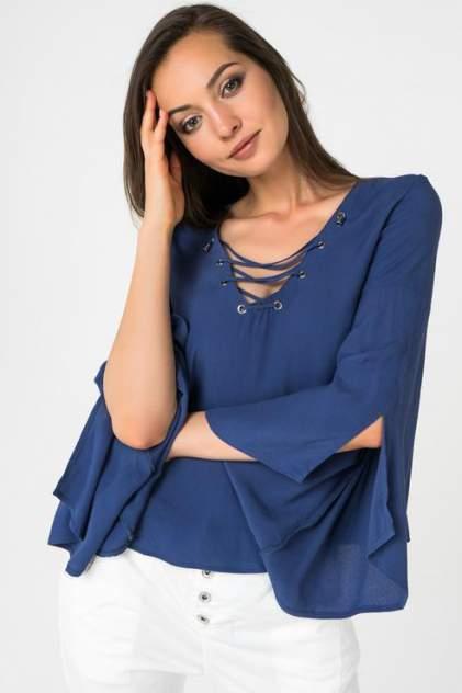 Женская блуза BROADWAY 10158737, синий