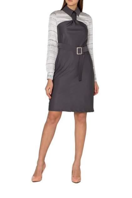 Платье женское Adzhedo 41812 серое XS