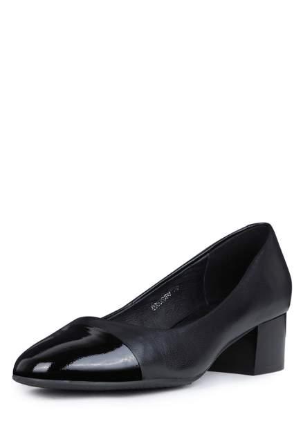 Туфли женские Pierre Cardin 710018124 черные 39 RU