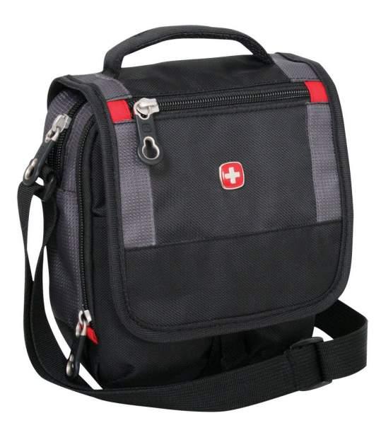 Сумка мужская Wenger Mini Boarding Bag черная