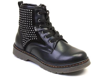 Ботинки детские XTI Kids, цв.черный