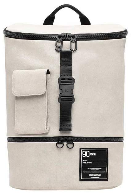 Рюкзак Xiaomi 90 Points Chic Leisure Backpack 2078 белый