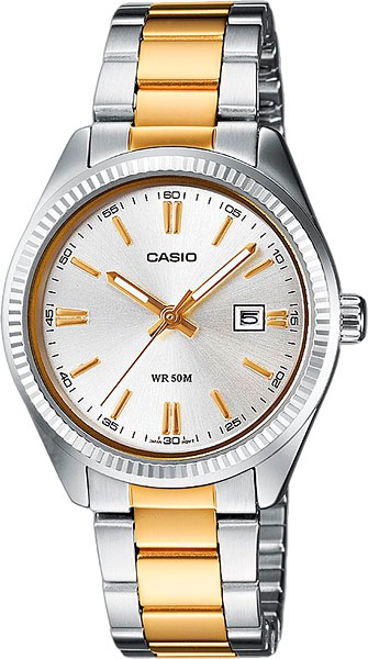 Наручные часы кварцевые женские Casio Collection LTP-1302PSG-7A