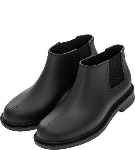 Сапоги резиновые женские Melissa 32550-50481 черные 39 RU