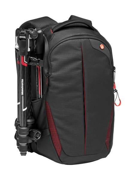Рюкзак для фототехники Manfrotto Pro Light RedBee-110 черно-красный