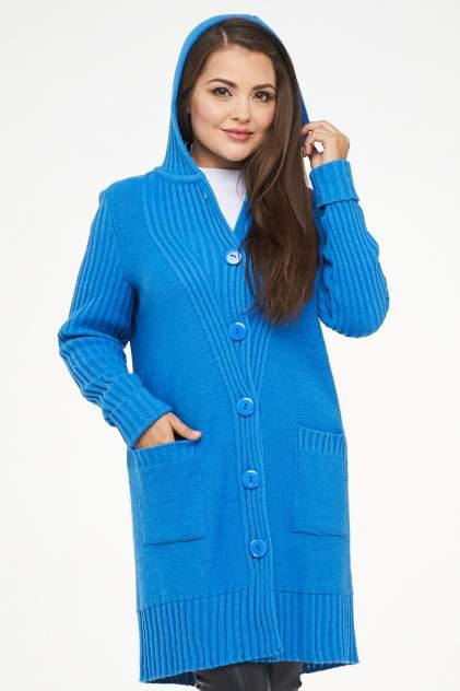 Жакет женский VAY 182-1561 голубой 46 RU