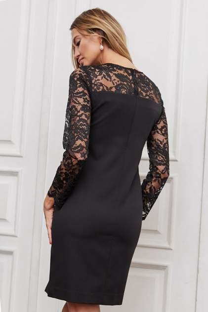 Платье женское Vittoria Vicci 1908-03-52108 черное 44 RU