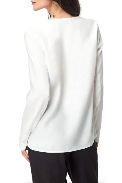 Блуза женская Vilatte D29.582 белая 44 RU