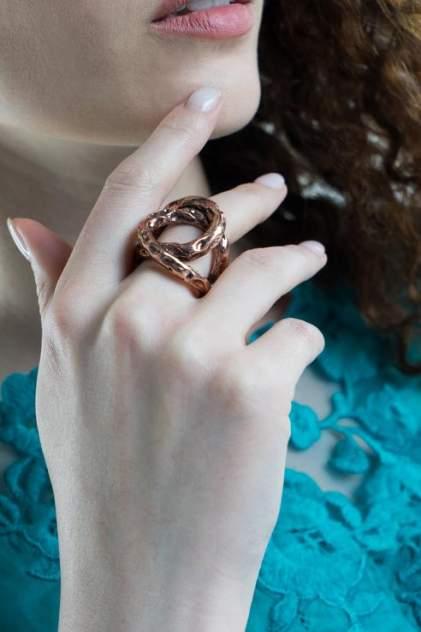 Кольцо женское Nina Ford EN0533B бронзовое