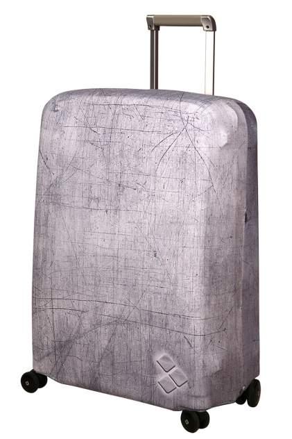 Чехол для чемодана Routemark Silverstone SP240 серый M/L