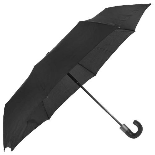 Зонт складной мужской полуавтоматический AIRTON 3620 черный