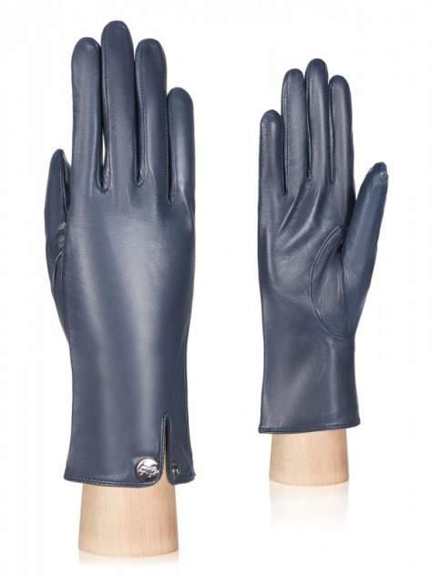 Перчатки женские Labbra LB-4909-1 синие 6.5