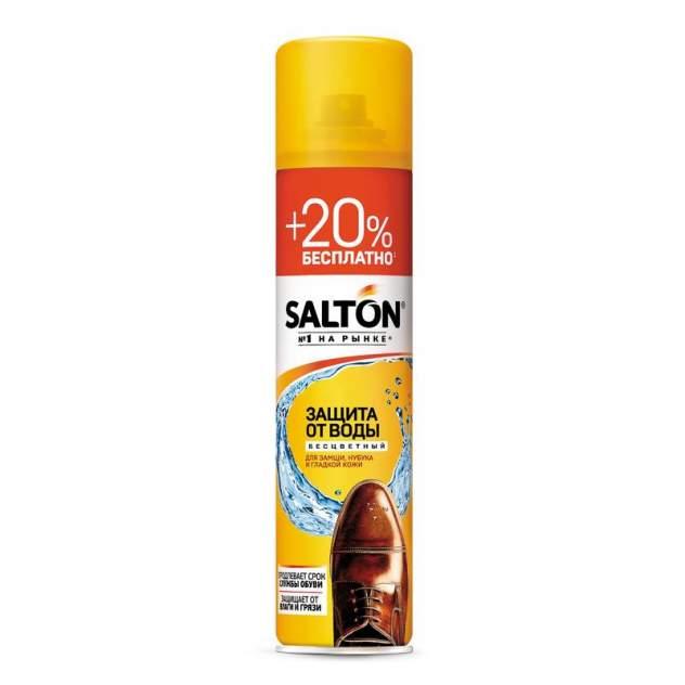 Средство для защиты обуви от воды Salton 250 мл+50 мл