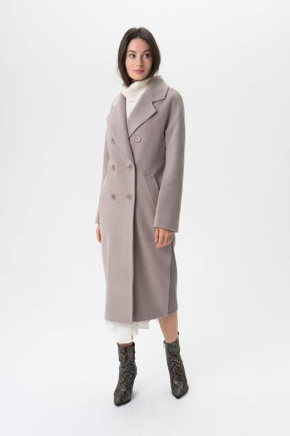 Женское пальто ElectraStyle 5-8117/4-128, серый