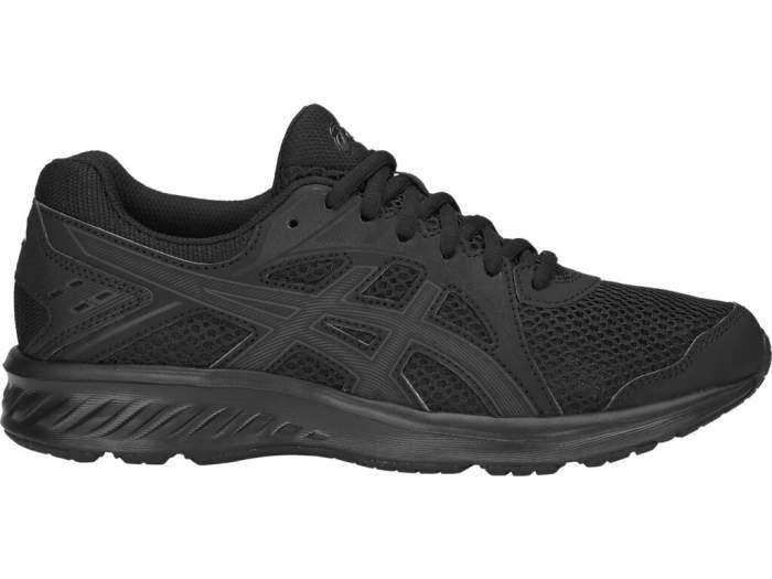 Кроссовки Asics Jolt 2, black/dark grey, 6 US