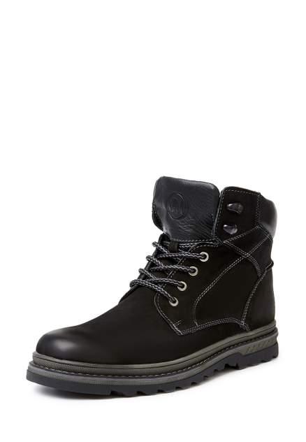 Мужские ботинки Alessio Nesca 26107800, черный