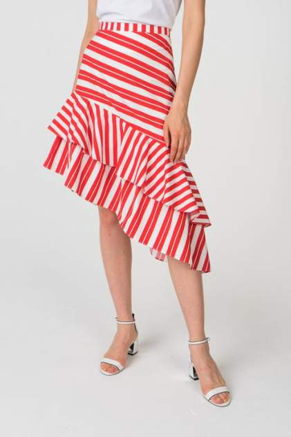 Женская юбка ZARINA 8225207200074, красный
