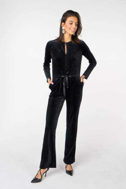 Комбинезон женский Fashion.Love.Story. 18PS5006 черный 48 RU