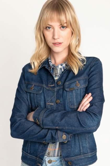 Женская джинсовая куртка Lee L541DJUV, синий