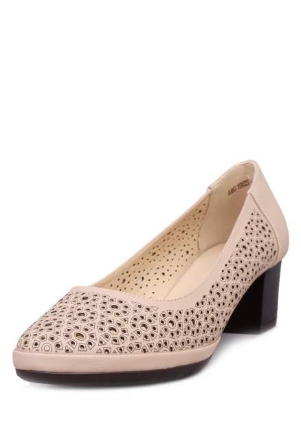 Туфли женские T.Taccardi 710017761 бежевые 41 RU