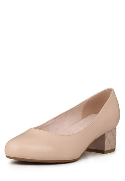 Туфли женские T.Taccardi comfort 710018871 бежевые 36 RU