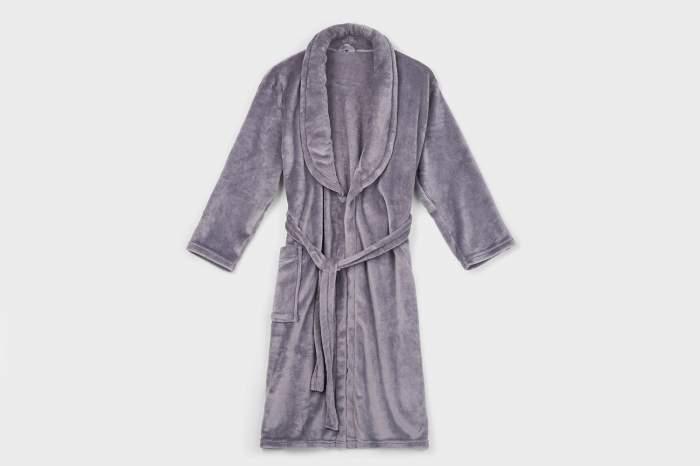 Комплект халат + тапочки Linen Way 43