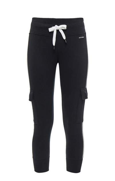 Капри женские DKNY черные 42