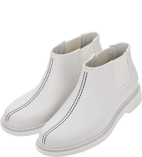 Сапоги резиновые женские Melissa 32550-50735 белые 38 RU