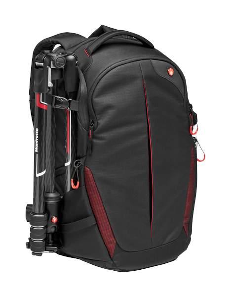 Рюкзак для фототехники Manfrotto Pro Light RedBee-310 черно-красный