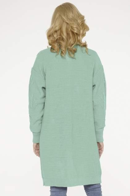 Жакет женский VAY 192-1598 зеленый 52 RU