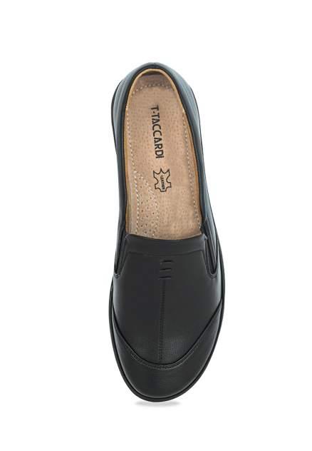Слипоны женские T.Taccardi 00807660 черные 36 RU
