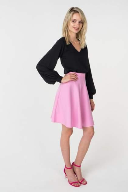 Блуза женская AScool BL9003 черная 42 RU