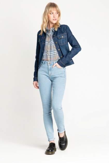 Джинсовая куртка женская Lee L541DJUV синий S