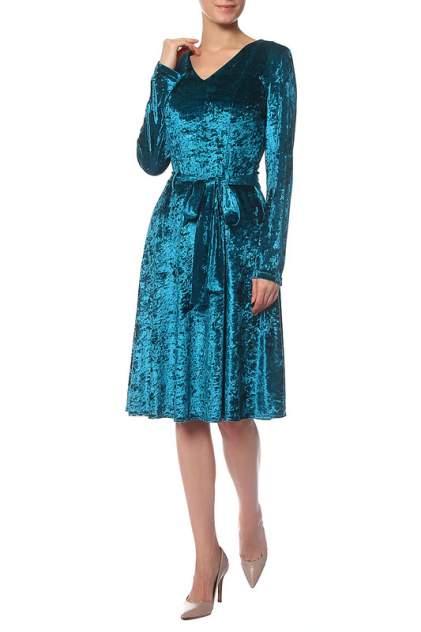 Платье женское Adzhedo 41641 зеленое 3XL