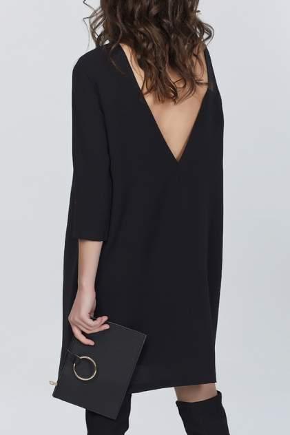 Платье женское Fly 161-01 черное 40 RU