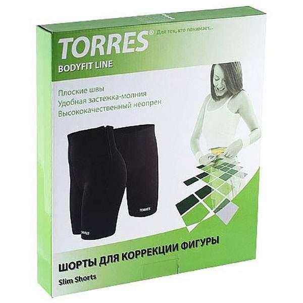 Шорты Torres BL6003M, черные, M