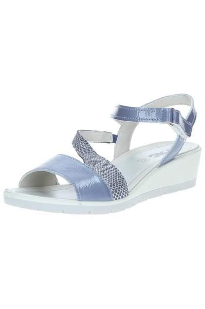 Сандалии женские IMAC 108711 4091/009 голубые 40 RU