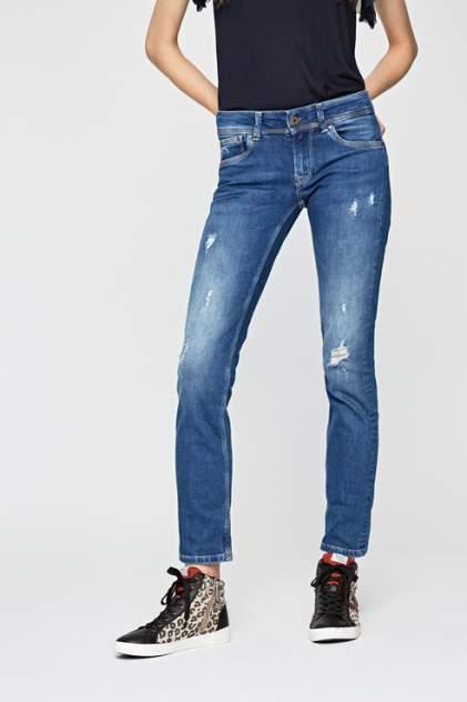Джинсы женские Pepe Jeans PL201660GS80 синие 25/30
